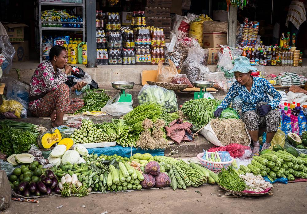 Markets, Siem Reap, cambodia