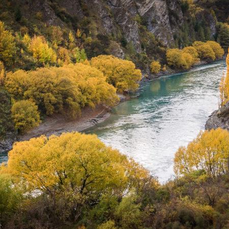 Kawarau River and Gorge